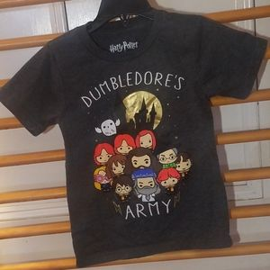 5T Harry Potter T-shirt Chibi Dumbledore's Army SS